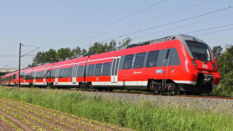 """Unterwegs zum nächsten Halt: Eine Ausweitung der Nürnberger S-Bahn-Linie bis nach Pegnitz empfiehlt die Partei für Franken in ihrem neuen """"Bahnkonzept für das Pegnitztal""""."""