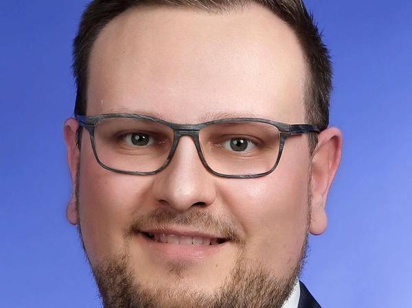 Markus Neukam (CSU) aus Zogenreuth tritt an.