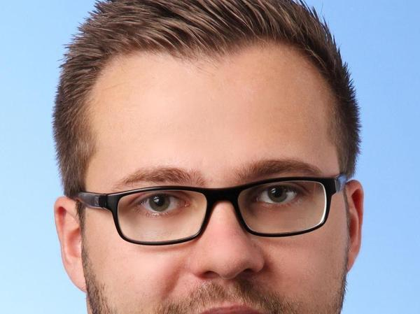 Mirko Nittmann (JFW) aus Degelsdorf ist Kandidat.