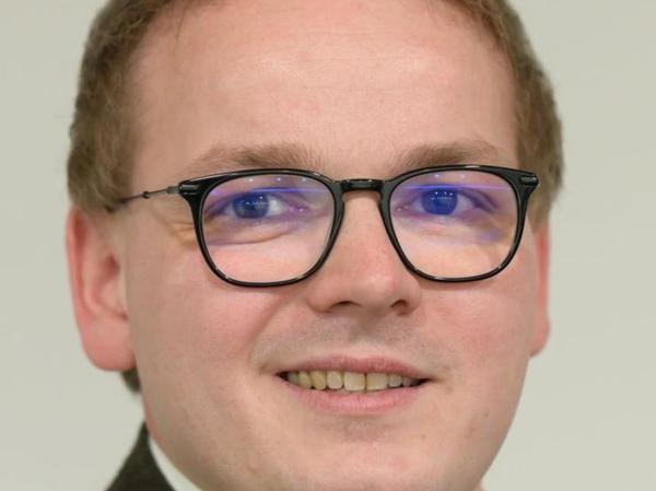 Für die SPD tritt Johannes Trenz aus Degelsdorf an.