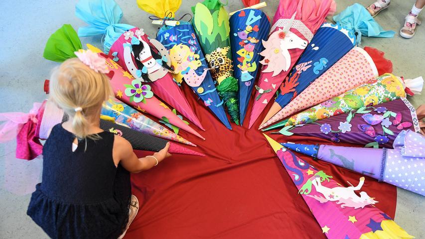 Erster Schultag während Corona: Das können Sie in die Schultüte packen