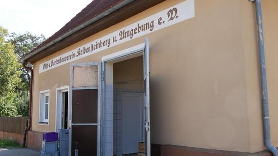 Das Mosthaus des Obst- und Gartenbauvereins Kalbensteinberg wurde vor sechs Jahren saniert, um mehr Kapazität und reibungslosere Abläufe zu schaffen.