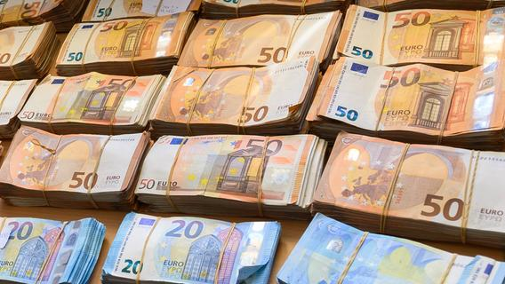 Wie viel Geld ist in der Rother Stadtkasse?