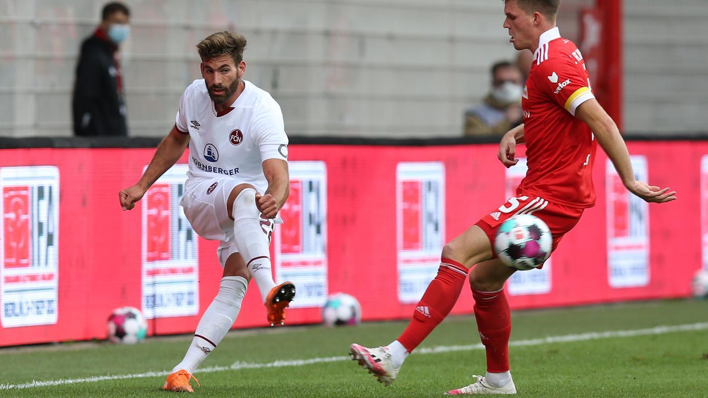 Der neue Kapitän des 1. FC Nürnberg: Enrico Valentini.