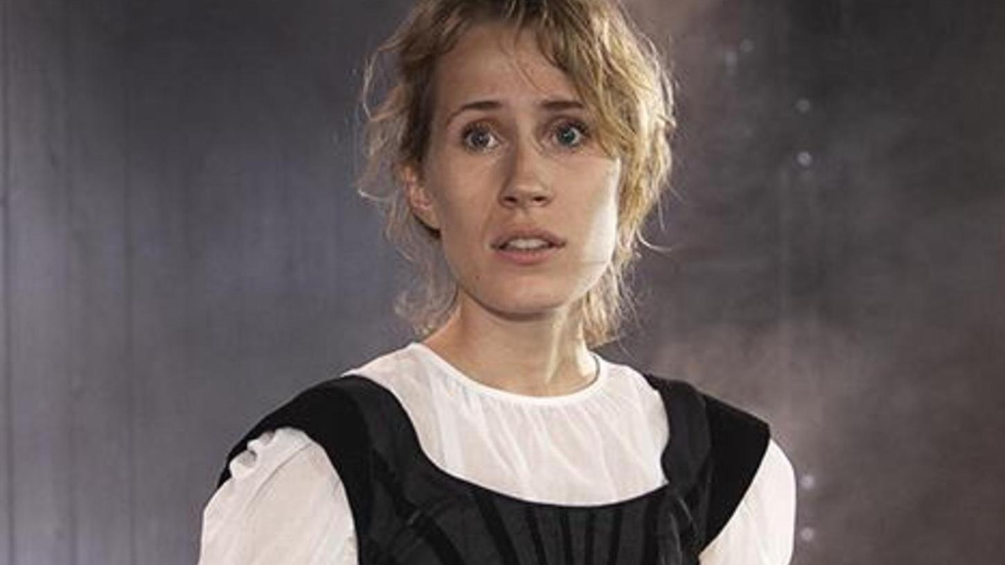 Inniges Spiel: Pauline Kästner als Josephe.