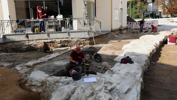 Forchheim: Hier schaut das Mittelalter aus dem Boden