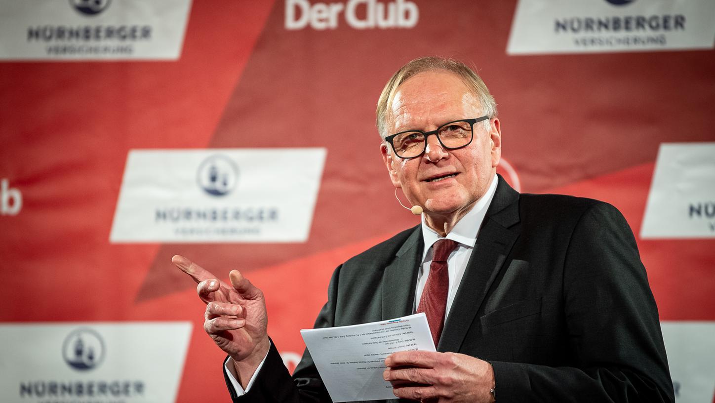 Spruchreif! Thomas Grethlein kann gut reden. Kann er auch den Club in die Zukunft führen?