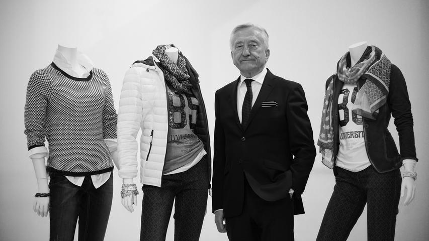 Der Gründer des Modeherstellers Gerry Weber, Gerhard Weber, ist im Alter von 79 Jahren gestorben. Er hatte das Label im Jahr 1973 mit seinem Partner Udo Hardieck gegründet.