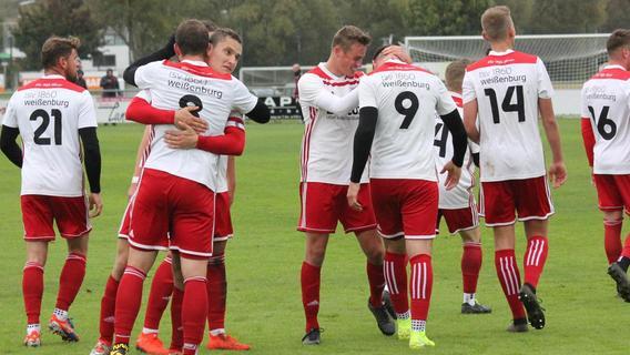 Erfolgsserie des TSV 1860 Weißenburg geht weiter