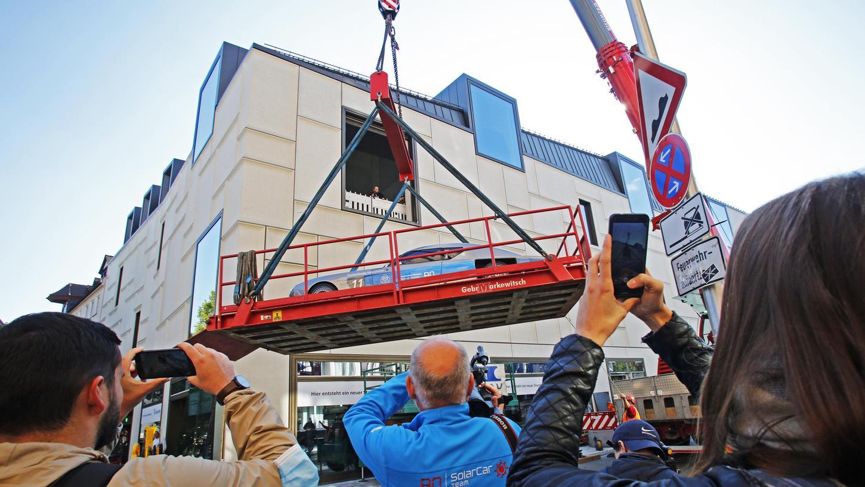 Das neue Deutsche Museum in Nürnberg soll ein Aushängeschild werden.