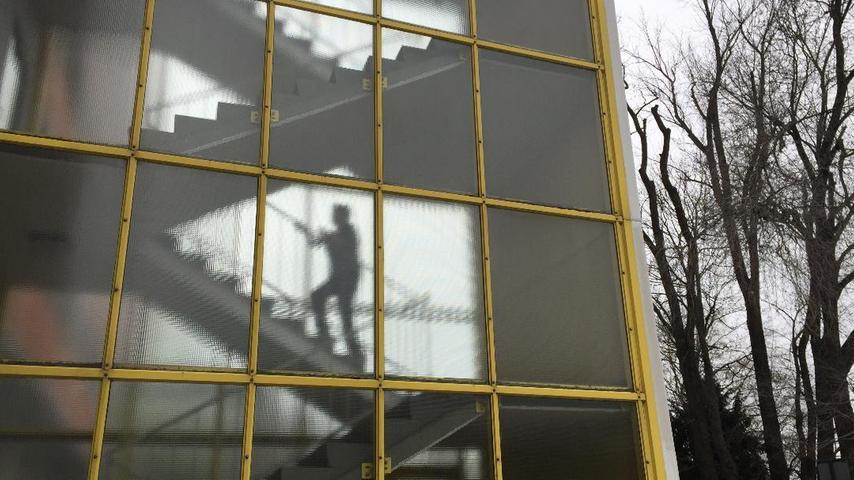 Architektonisch interessant: Das Hansaviertel ist voller Bauten aus den 1960er Jahren.  Mehrpersönliche Lieblingsorte von unserem Berlin-Korrespondent Harald Baumer.