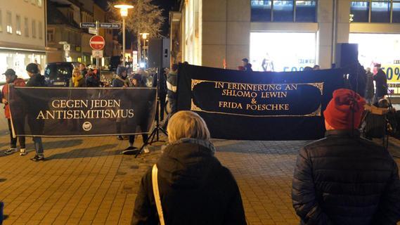 Rechter Terror: Veranstaltungen erinnern an den Doppelmord von Erlangen