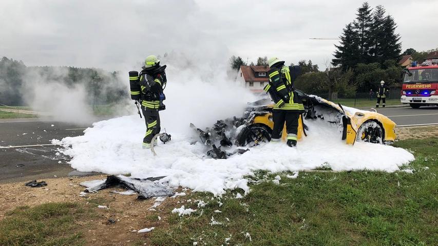 Feuerwehr Heuchling