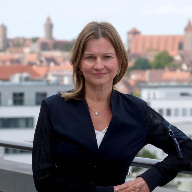 Autorenfoto Ulrike Löw