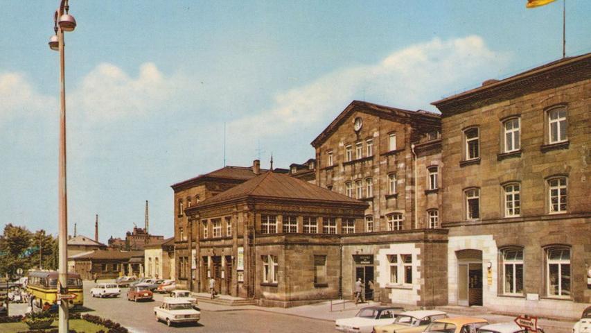 So sah Bamberg in der Nachkriegszeit aus