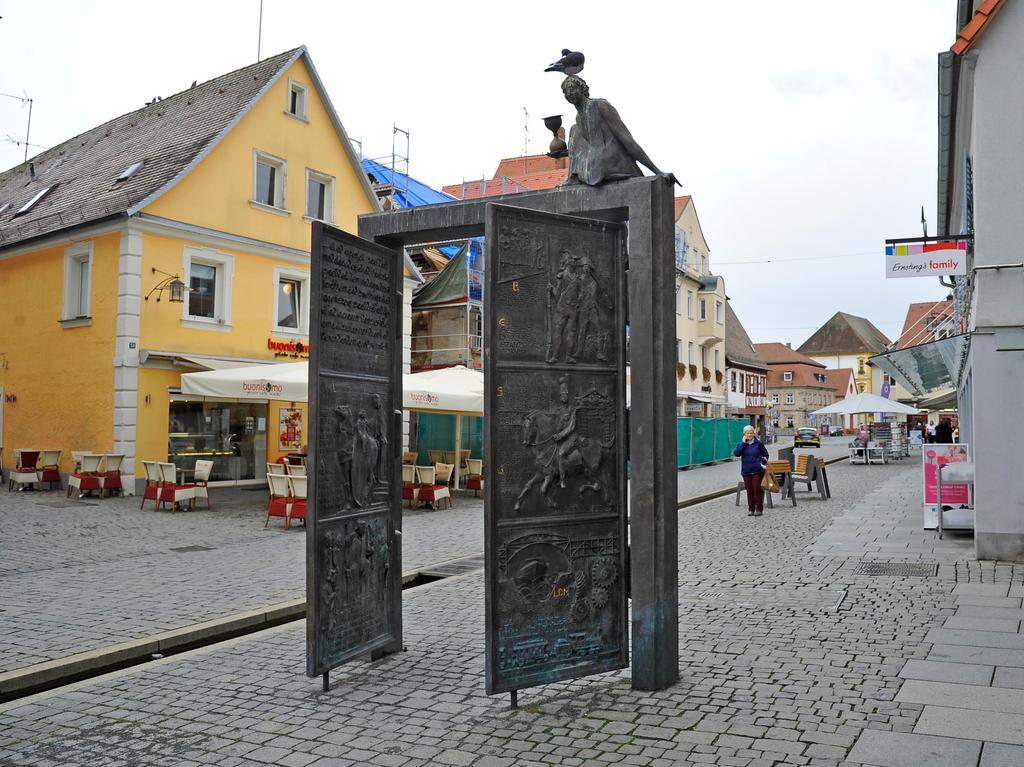 Ressort: Lokales - Forchheim....Datum: 06.10.2020....Foto: Athina Tsimplostefanaki....Porta Vorchheimensis Forchheim....Hauptstraße 56