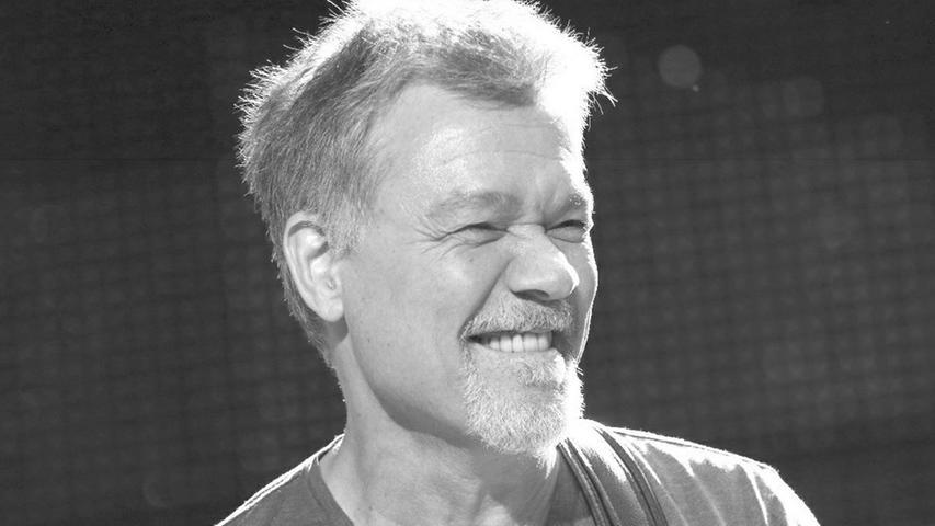 Die Gitarren-Legende Eddie Van Halen verstarb am 6. Oktober im Alter von 65 Jahren. Van Halen galt als einer der einflussreichsten Gitarristen des Rock-Genres.