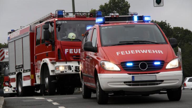 Nur mit zeitgemäßen Fahrzeugen kann die Feuerwehr ihren Dienst erfolgreich leisten.