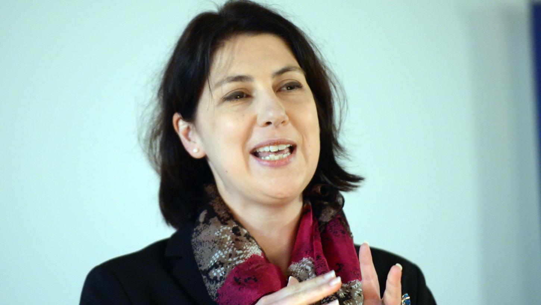 Findet deutliche Worte: FDP-Politikerin Katja Hessel.