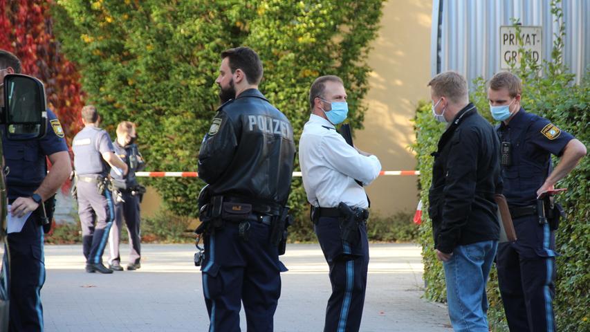 Leiche in Regensburg gefunden: Polizei geht von Verbrechen aus