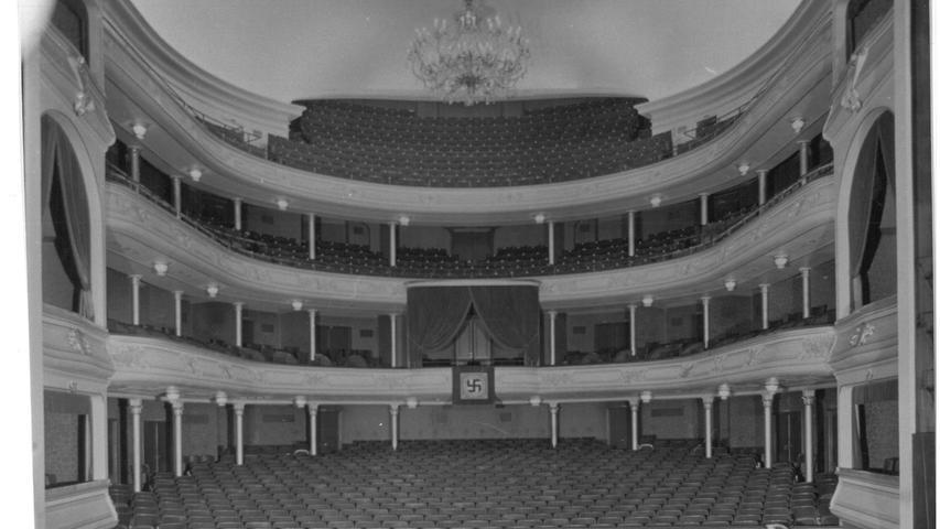 Die Nazis sprachen beim Umbau des Opernhauses von