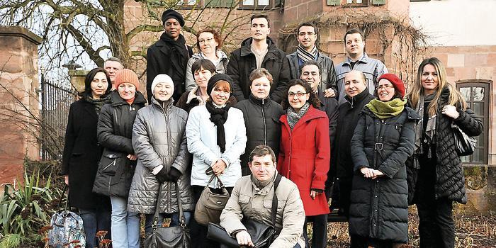 Ärzte-Prüfung im Schwaiger Schloss - Schwaig   Nordbayern