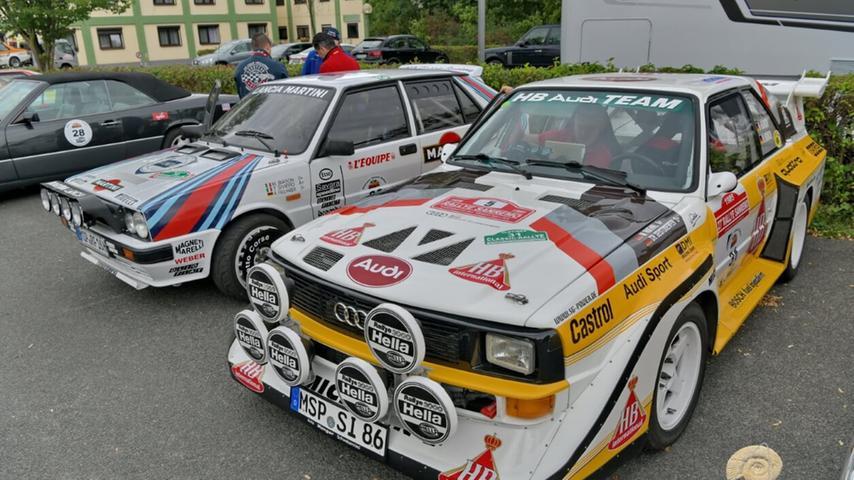 Bei der 1. Oldtimer Classic Rallye Fränkische Schweiz, veranstaltet vom Autohaus Macht in Eckental, kamen die Liebhaber von Oldtimern aus mehreren Jahrzehnten voll auf ihre Kosten. Nach dem Start in Neunkirchen waren die Oldtimer auf verschiedenen Etappen und Prüfungen in Stöckach, Igensdorf, Kasberg, Pretzfeld, Forchheim, Heroldsbach, Hetzles, Großenbuch und Kleinsendelbach zu sehen.