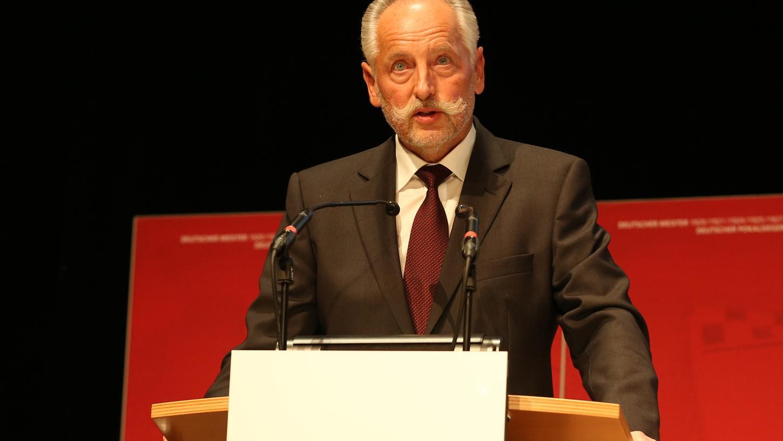 Comeback nach sechs Jahren? Siegfried Schneider möchte wieder in den Aufsichtsrat des 1. FC Nürnberg.