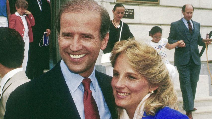 Joe Biden: Schicksalsschläge, Stottern und grenzenloser Ehrgeiz
