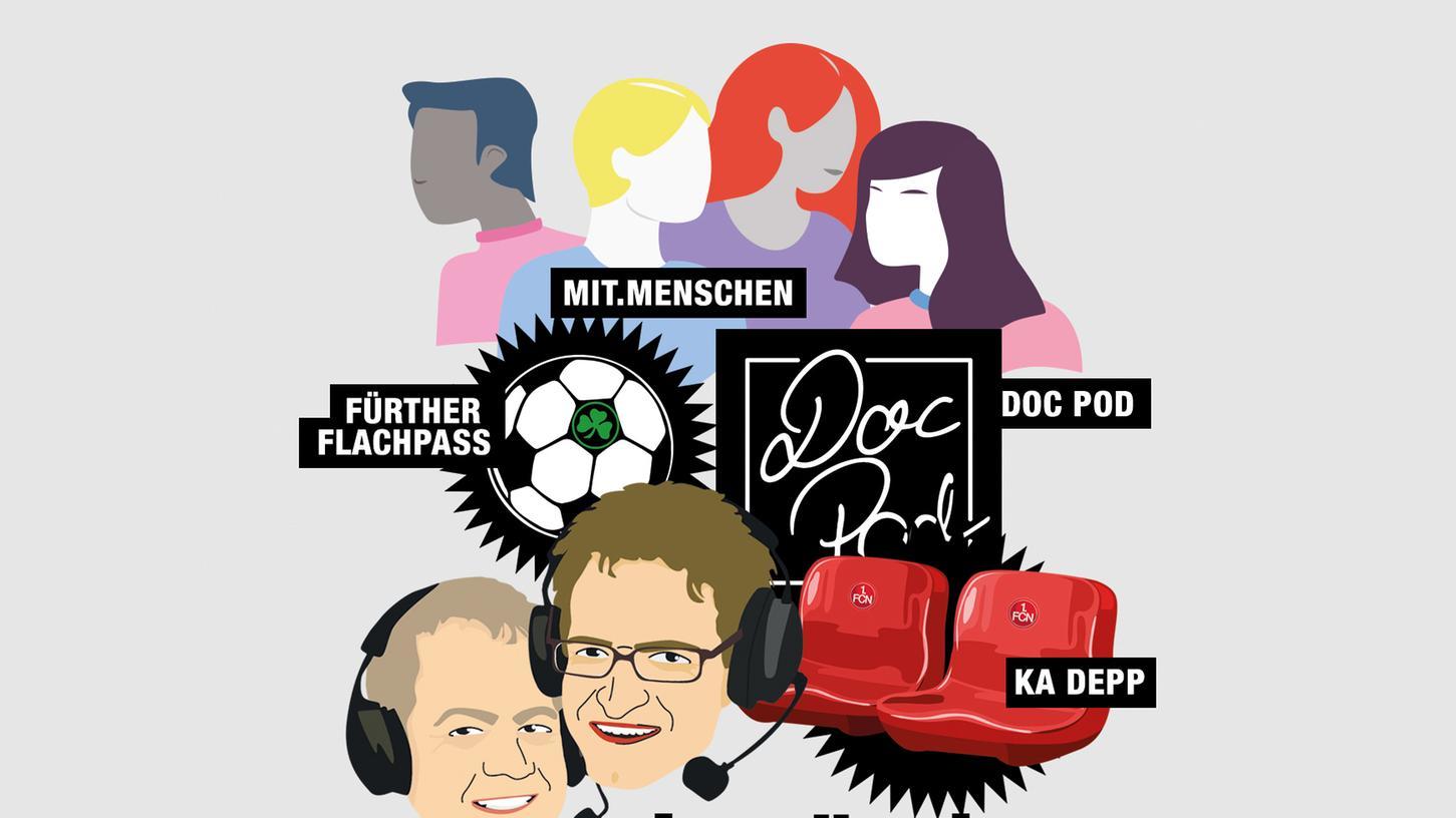 Podcast Übersicht