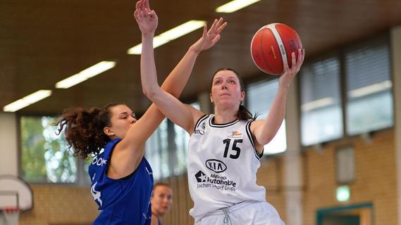 Pokal-Aus macht Schwabachs Basketball-Frauen Mut