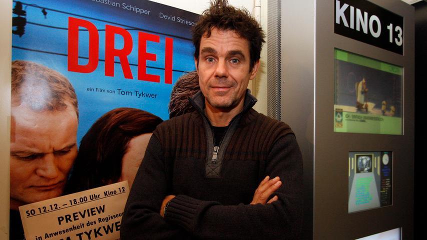 Auch Tom Tykwer war 2010 mit seinem Film