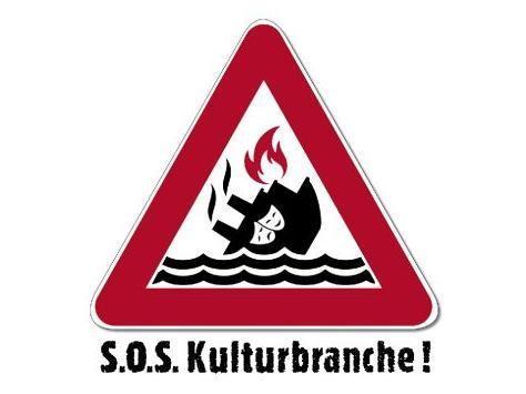 Kulturschaffende aus Nürnberg und Umgebung wollen am Montag zeigen, warum der Kulturtanker ohne Hilfe bald untergeht.