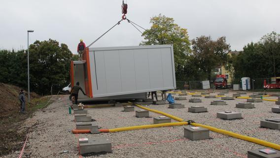 Neue Kita in Forchheim entsteht: Ein Baustellenbericht in Bildern
