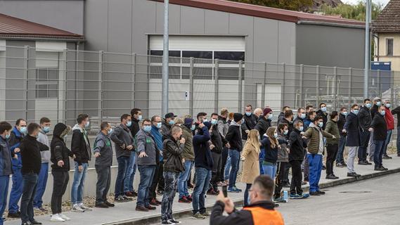 Schaeffler in Höchstadt: Der Arbeitskampf geht weiter