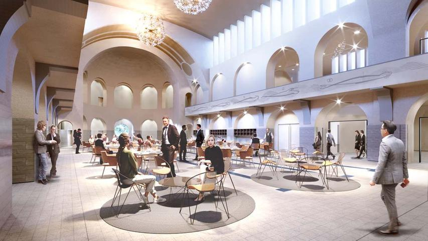 Aus Alt wird Neu: So soll das Nürnberger Volksbad nach der Sanierung aussehen