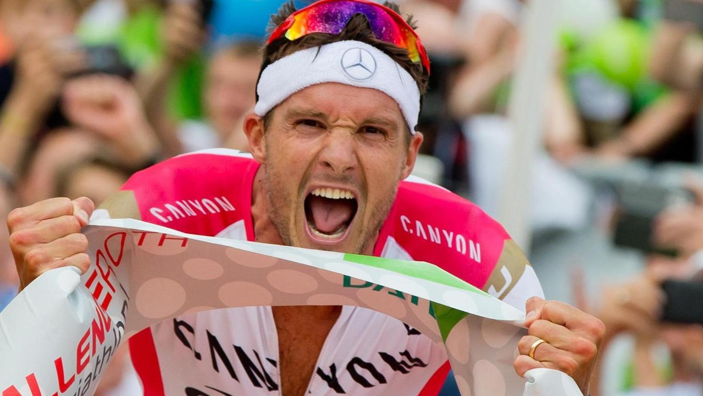 Triathlon-Superstar Jan Frodeno hatte seinen Start in Roth heuer schon zugesagt, will nun nächstes Jahr kommen. Falls die Pandemie ein Großereignis wie den Challenge zulässt.