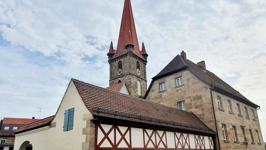 Das sind die schönsten Ecken von Burgfarrnbach