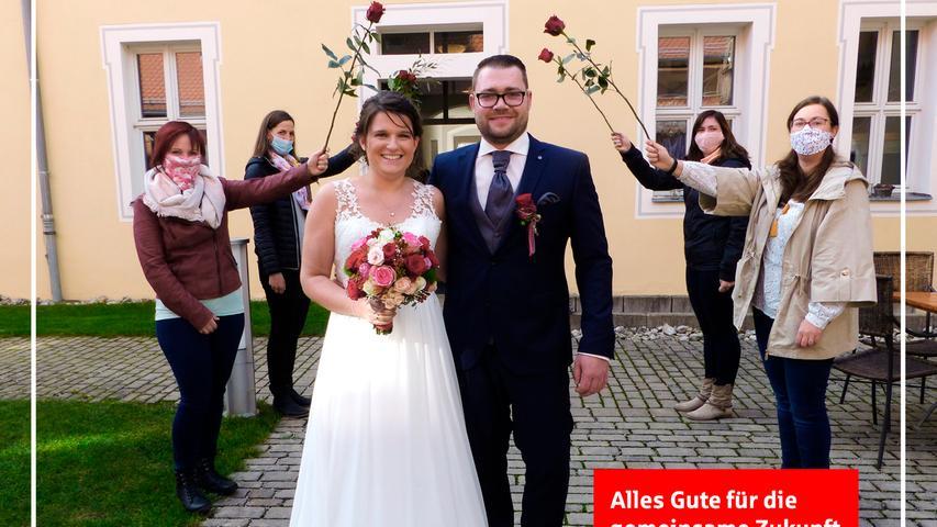 Das große Glück: Die Hochzeiten im Landkreis Neumarkt 2020
