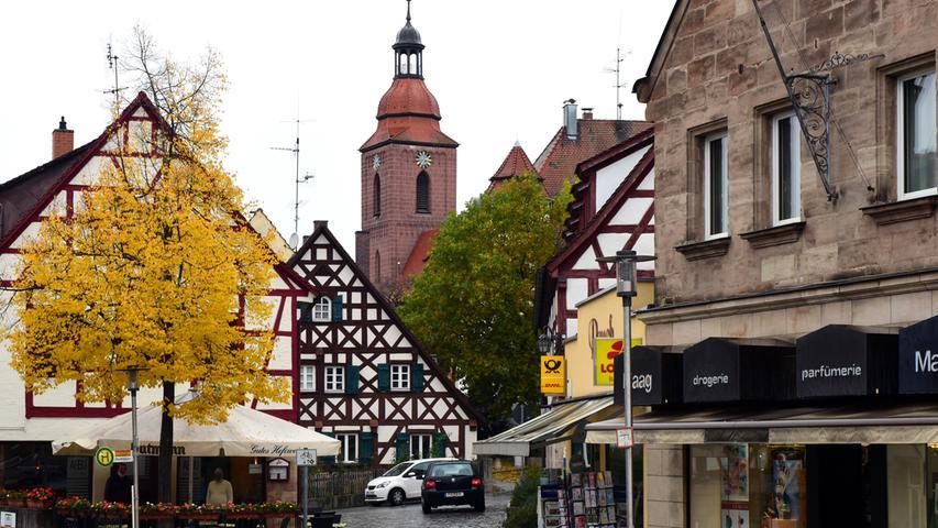 Geschichte und Spielzeug: Das sind Höhepunkte in Zirndorf