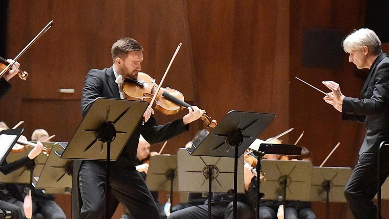 Ein mitreißendes Konzert der Jungen Philharmonie Erlangen.