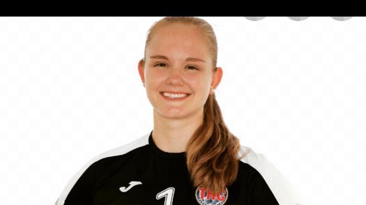 Laura Kuske trägt seit der B-Jugend das Trikot des Thüringer HC und lebt in Erfurt.