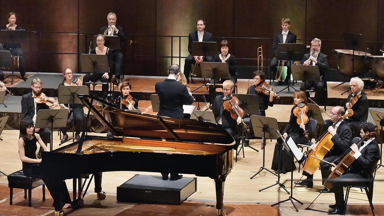 In Erlangen wurden mehrere Beethoven-Stücke präsentiert.