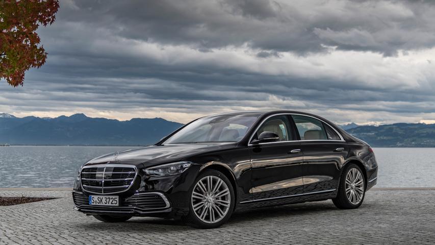 Mercedes: Das ist die neue S-Klasse
