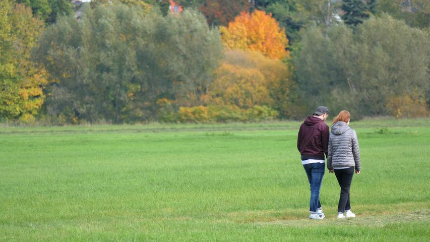 Spaziergang im Talgrund bei Stadeln