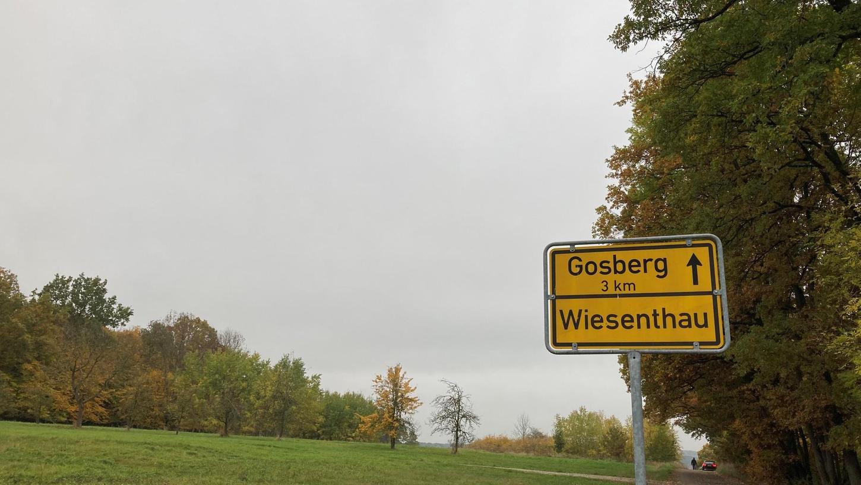 Auf diesem Grundstück bei Wiesenthau könnte der neue Mobilfunkmast errichtet werden.