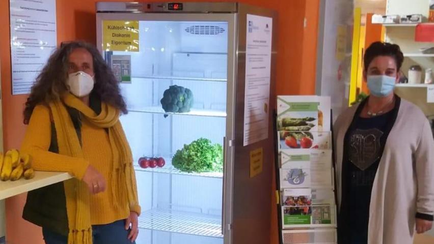 Neue Anlaufstelle für Food-Sharing in Gunzenhausen