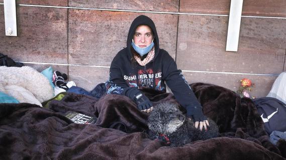 Obdachlose in Angst: Sie werden immer wieder angegriffen