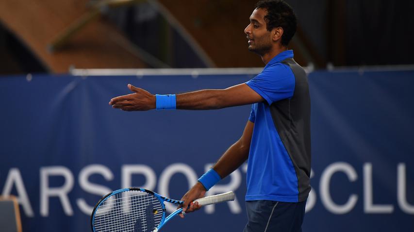 Finale ohne Fans: Korda jubelt beim ATP-Challenger in Eckental