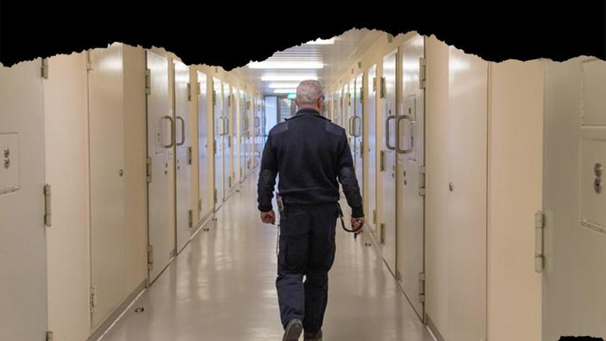 #19 Angriffe, Waffen und Corona: Wie gefährlich ist es im Nürnberger Gefängnis?